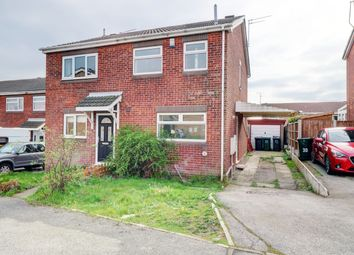 Thumbnail 2 bed semi-detached house to rent in Trueman Green, Maltby, Rotherham