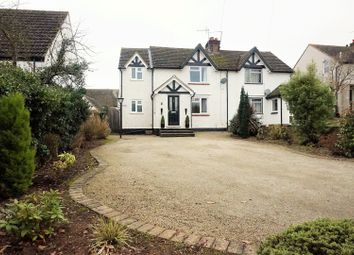 Thumbnail 3 bed semi-detached house for sale in Malling Road, Teston