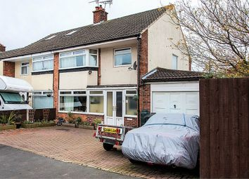 Thumbnail 3 bedroom semi-detached house for sale in Roseberry Road, Great Ayton, Middlesbrough, North Yorkshire