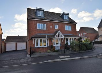 Thumbnail 5 bed detached house for sale in Cockett Lane, Farnsfield, Newark