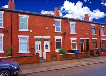 Thumbnail 2 bed terraced house for sale in Thornley Lane North, Stockport