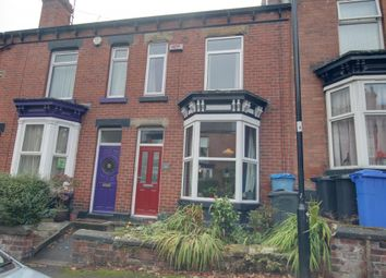 Thumbnail 3 bed terraced house for sale in Woodstock Road, Sheffield