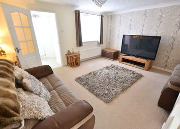 Thumbnail 2 bed semi-detached house for sale in Teasel Drive, Thetford, Norfolk