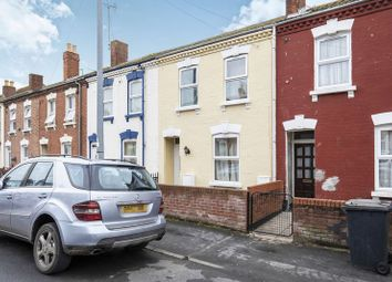 Thumbnail 3 bed terraced house for sale in Stratton Road, Gloucester