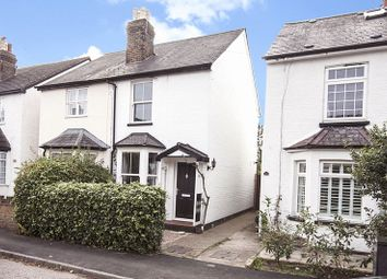 Thumbnail 3 bed semi-detached house for sale in Cambridge Road, Walton-On-Thames