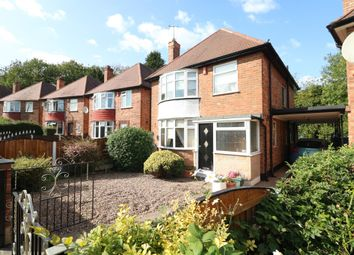 Thumbnail 3 bed detached house for sale in Charlbury Road, Wollaton, Nottingham