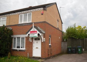 Thumbnail 2 bed end terrace house to rent in Tanacetum Drive, Walsall