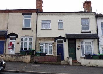 Thumbnail 2 bed terraced house to rent in Gladys Road, Smethwick, West Midlands