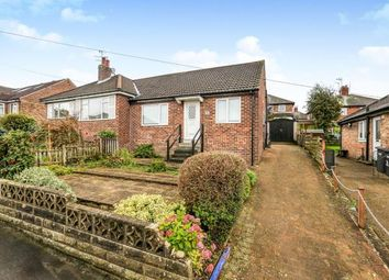 Thumbnail 2 bed bungalow for sale in Knox Way, Harrogate, North Yorkshire, .