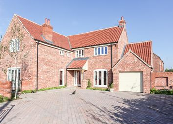 Thumbnail 4 bed detached house to rent in High Street, Bawtry, Doncaster