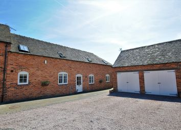 Thumbnail 4 bed barn conversion for sale in Windy Arbour, Kirk Langley, Ashbourne