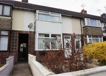 Thumbnail 2 bed terraced house for sale in Charlesworth Street, Crewe