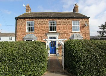 Thumbnail 5 bed detached house for sale in Caistor Road, North Kelsey, Moor, Lincolnshire
