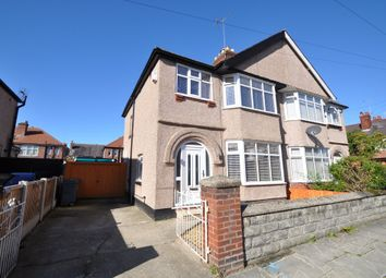 Thumbnail 3 bed semi-detached house to rent in Southcroft Road, Wallasey