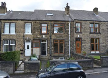 Thumbnail 3 bed terraced house for sale in Luck Lane, Marsh, Huddersfield