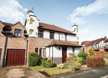 Thumbnail 3 bed terraced house for sale in Buckingham Drive, Knutsford, Cheshire