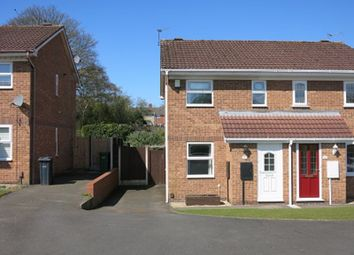 Thumbnail 2 bed semi-detached house to rent in Somerford Way, Coseley