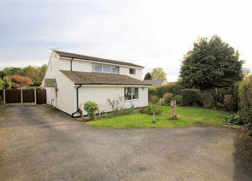 Thumbnail 4 bed detached house for sale in Ffordd Walwen, Lixwm, Flintshire
