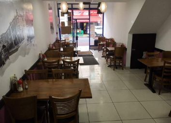 Thumbnail Restaurant/cafe for sale in Sapcote Trading Centre, High Road, London
