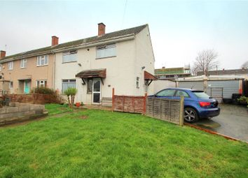 Thumbnail 4 bedroom end terrace house for sale in Keble Avenue, Withywood, Bristol
