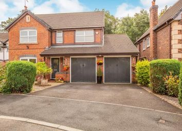 Thumbnail 4 bedroom detached house for sale in Badgers Walk, Chorley, Lancashire