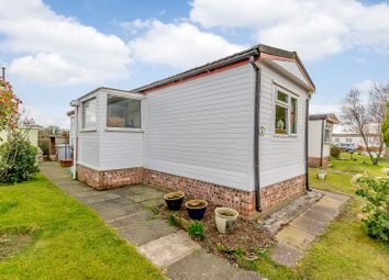 Thumbnail 1 bed mobile/park home for sale in Home Farm Park, Nantwich