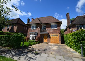 Thumbnail 5 bedroom detached house to rent in Kingsley Way, London
