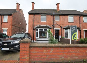 Thumbnail 4 bed semi-detached house for sale in Frawley Avenue, Newton-Le-Willows