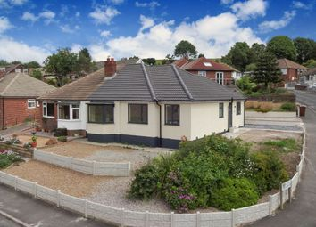 Thumbnail 3 bed bungalow for sale in Banksfield Crescent, Yeadon, Leeds