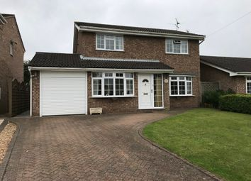 Thumbnail 4 bed detached house for sale in Springfield, Thringstone, Coalville, Leicestershire