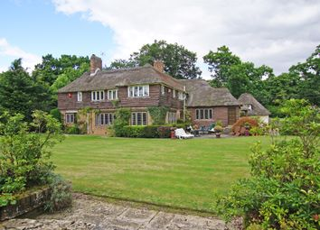 Thumbnail 5 bed detached house for sale in Old Rectory Lane, Alvechurch