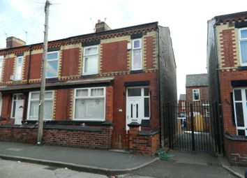 3 bed terraced house for sale in Brightman Street, Gorton, Manchester M18