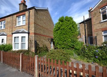 Church Road, Epsom KT17. 2 bed semi-detached house for sale