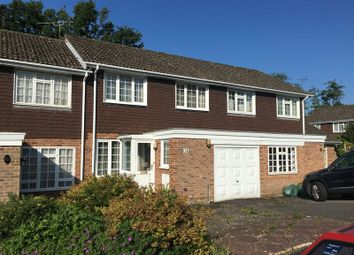 Thumbnail 3 bed terraced house to rent in Rosebank Close, Lakeside, Rownhams, Southampton