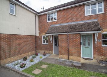 Thumbnail 2 bed terraced house for sale in Bechin Close, Church Crookham, Fleet