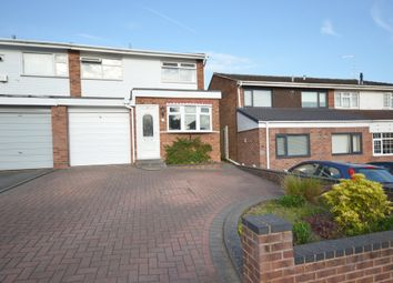 Thumbnail 3 bed semi-detached house for sale in Mountford Road, Shirley, Solihull