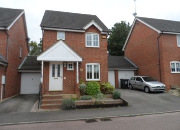 Thumbnail 3 bed link-detached house to rent in Betjeman Close, Higham Ferrers