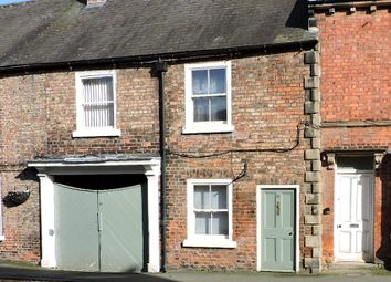 Thumbnail 2 bed terraced house to rent in Kirkgate, Thirsk