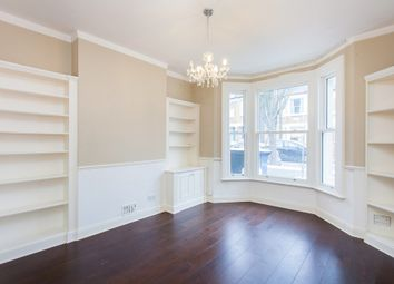 Thumbnail 1 bed flat to rent in Meon Road, London