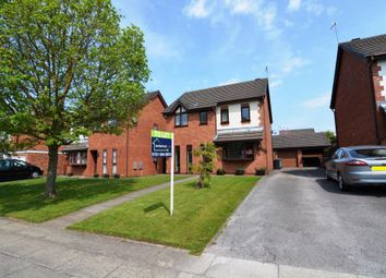 Thumbnail 4 bed detached house to rent in Bowness Avenue, Bromborough, Wirral