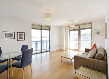 Thumbnail 1 bed flat to rent in Woolwich Road, London