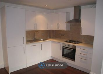 Thumbnail 1 bed flat to rent in Bush Road, London