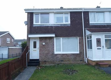 Thumbnail 3 bedroom terraced house to rent in Cranshaw Place, Cramlington