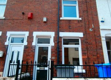 Thumbnail 2 bedroom terraced house to rent in Furnace Road, Longton, Stoke-On-Trent