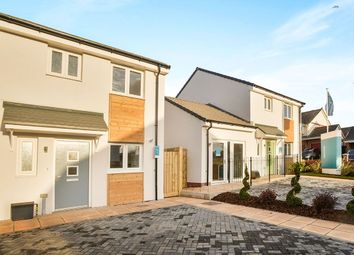 Thumbnail 2 bed semi-detached house for sale in The Vines Nightingale Close, Plymouth