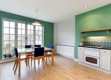 Thumbnail 4 bedroom flat to rent in Gordon Road, London