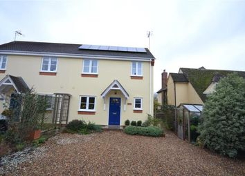 Thumbnail 3 bed semi-detached house for sale in Watling Lane, Thaxted, Dunmow, Essex