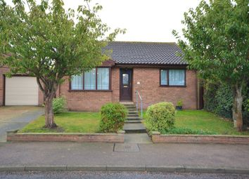 Thumbnail 3 bed detached bungalow for sale in Strowgers Way, Kessingland, Lowestoft