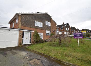 3 bed semi-detached house for sale in Oakwood Rise, Tunbridge Wells TN2