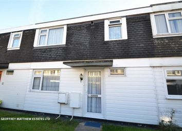 Thumbnail 3 bed terraced house for sale in Lower Meadow, Harlow, Essex